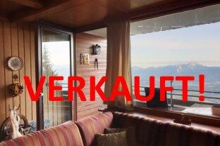 Erholung pur! - Helle 3-Zimmer-Wohnung mit grandioser Aussicht auf der Gerlitzen