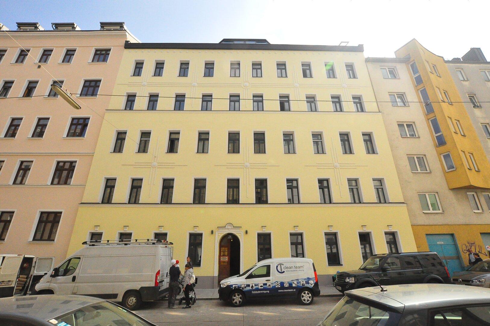 Fassade (Echtbild)