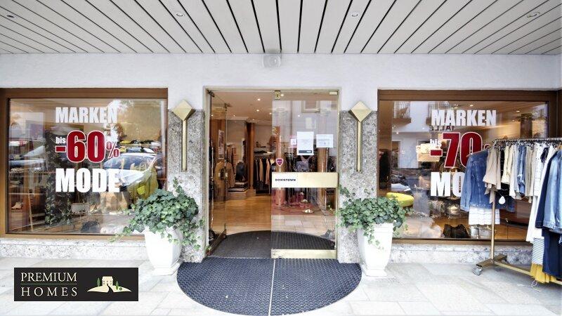 MAYRHOFEN im Zillertal - Verkaufsfläche/Geschäftsfläche in Zentrumslage-Eingangsbereich