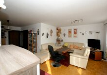 Gepflegte 3-Zimmer Wohnung mit traumhaftem Ausblick