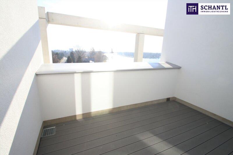 Zu Hause im Urlaub! Erstbezug im Dachgeschoss auf zwei Ebenen mit 4 Terrassen! Provisionsfrei!!! /  / 1220Wien / Bild 17