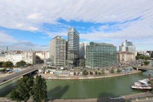 EIGENHEIM - Wohnenmit Flair im Zentrum Wiens - Franz-Josefs-Kai - Skyline! 3-ZimmerWohnung/Apartment!