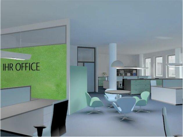DIREKT VOM EIGENTÜMER - Bürohaus 1210 Wien - beste Sichtbarkeit, direkte Autobahnanbindung, teilbar