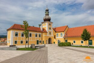 Außergewöhnliche Lokation für kreative Ideen - Schloss Kottingbrunn