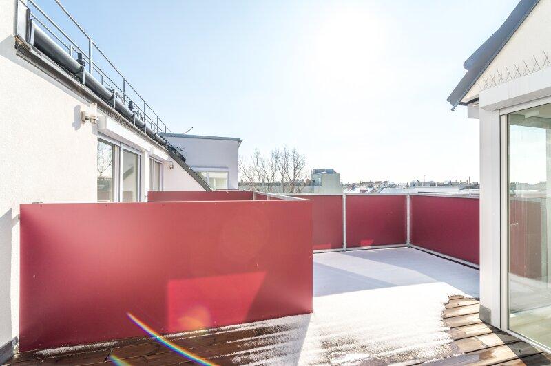 ++NEU** 3,5-Zimmer DG-Maisonette, ERSTBEZUG mit Terrasse und Loggia, sehr gutes Preis-Leistungsverhältnis!! /  / 1200Wien / Bild 5