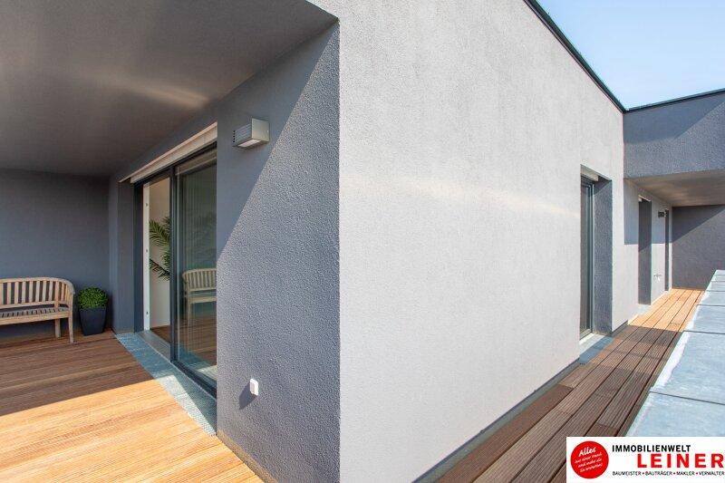 100 m² PENTHOUSE *UNBEFRISTET*BARRIEREFREI*Schwechat - 3 Zimmer Penthouse im Erstbezug mit 54 m² großer südseitiger Terrasse Objekt_9404 Bild_425