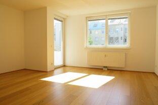 VIDEOBESICHTIGUNG - TOP Lage! - Zentrale 2-Zimmerwohnung mit Balkon Nähe Westbahnhof