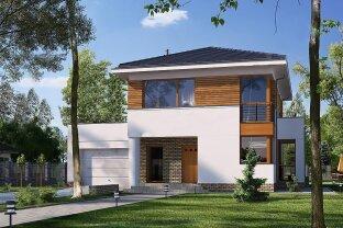Klassisch modernes Einfamilienhaus in Strasshof