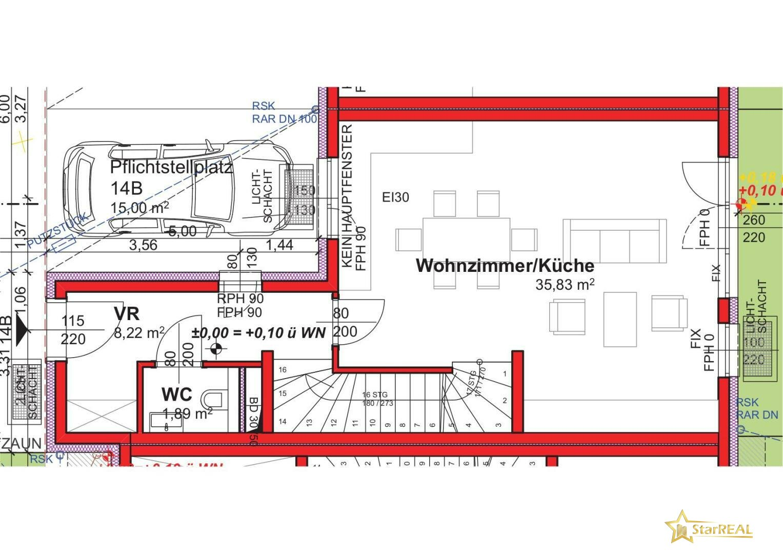 Erdgeschoss 14B