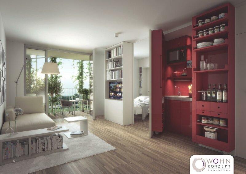 Exklusive, möblierte, kleine Wohnung nähe Uni Wien