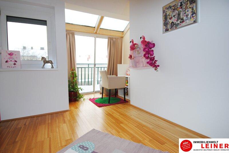 ACHTUNG KAUFANBOT LIEGT VOR!!! Schwechat - Rannersdorf:  sonniges Dachjuwel - 3 Zimmer Loft - Penthouse vom feinsten! Objekt_9361 Bild_555