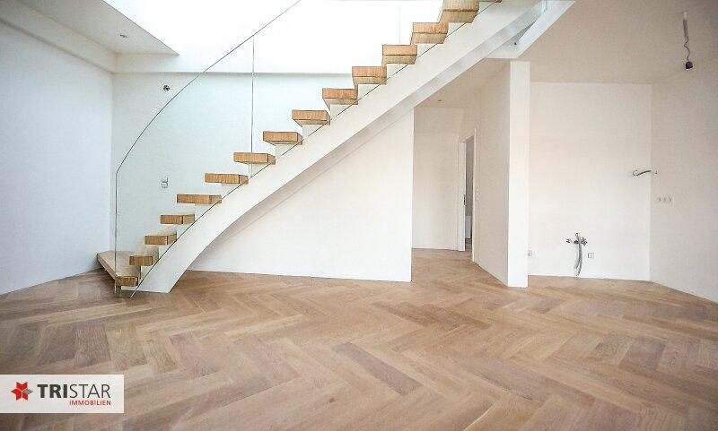 NEU! ++ 3 Zimmer-Dachgeschosswohnung in 1130 Wien, Neubau, Balkon, Dachterrasse mit Wienblick  (Top 8) ++ /  / 1130Wien / Bild 2