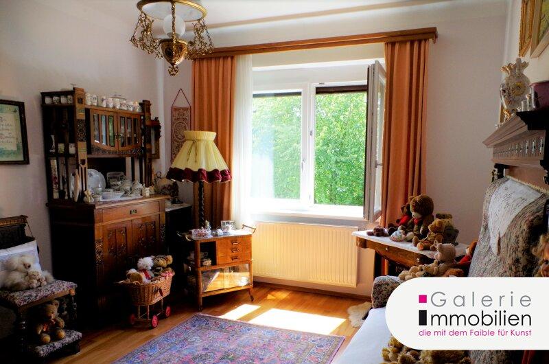 Zentral begehbar und Gartenblick - Sanierte 3-Zimmer-Wohnung mit großem Gemeinschaftsgarten Objekt_33607
