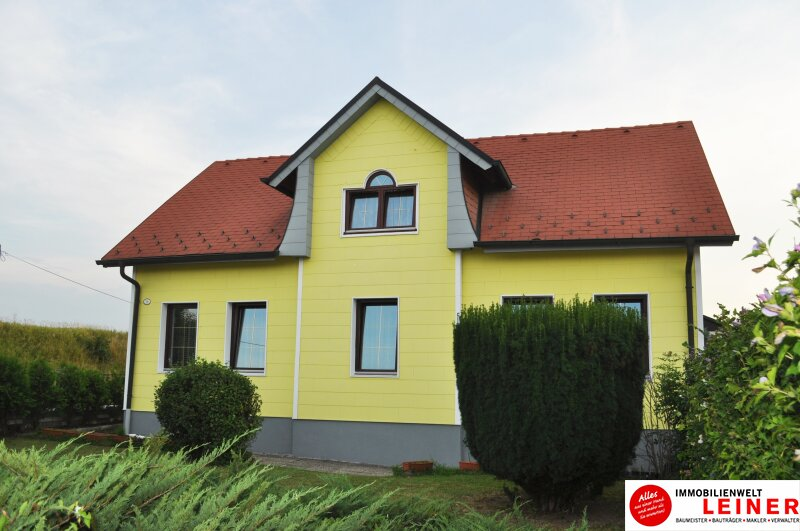 Einfamilienhaus mit großem Garten nähe Zentrum St. Pölten Objekt_8943 Bild_712