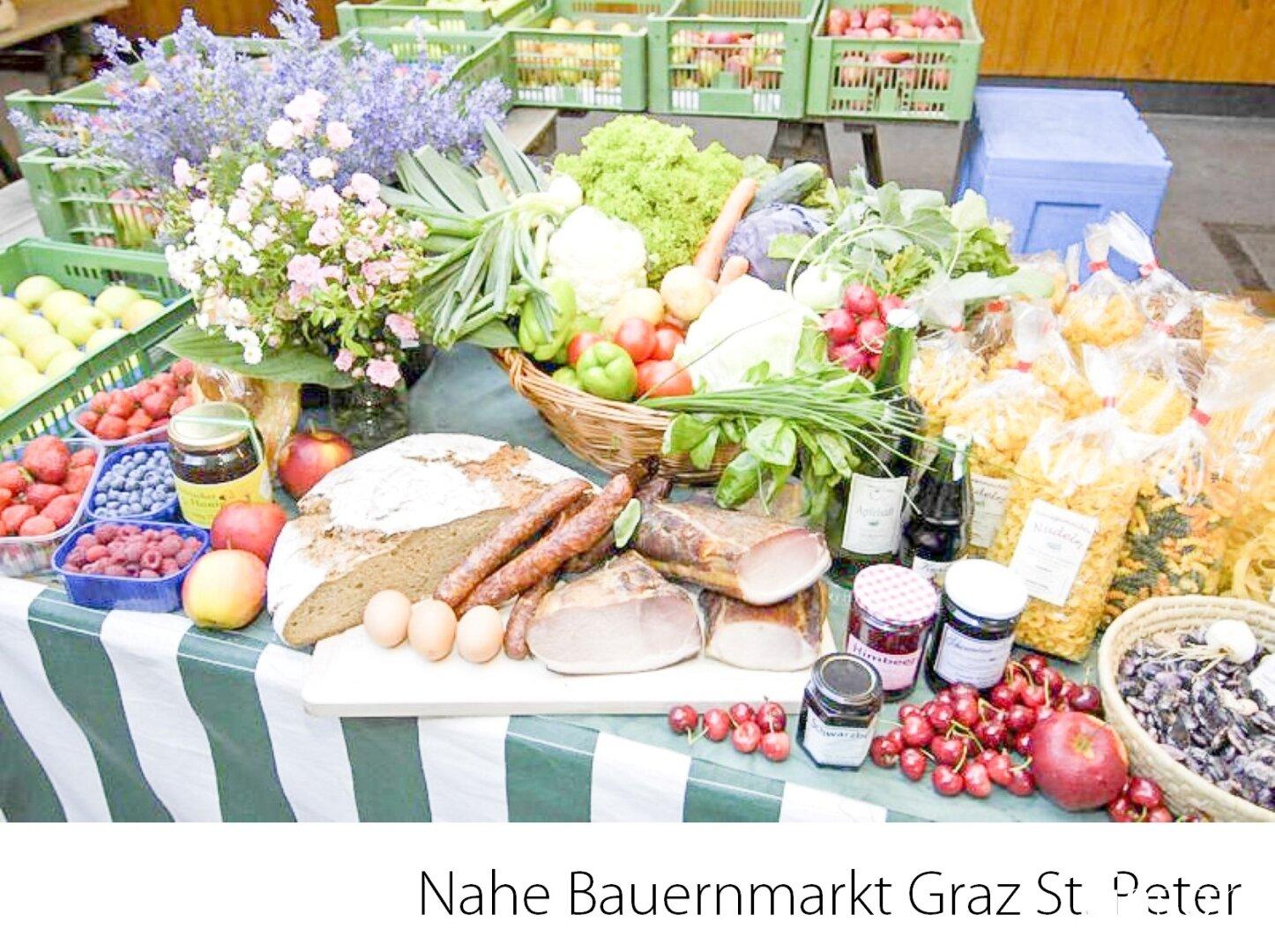 Bauernmarkt St. Peter