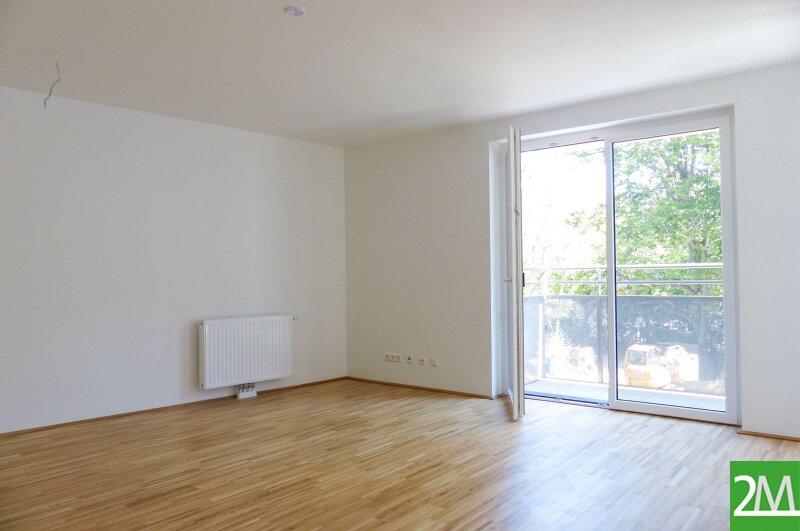 Provisionsfrei für den Mieter und Erstbezug! 3-Zimmer-Neubauwohnung mit großer Terrasse /  / 1210Wien / Bild 0