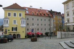 VERMIETET Kufstein-Zentrum: Gemütliche 2-Zimmer-Wohnung in renoviertem Stadthaus zu mieten