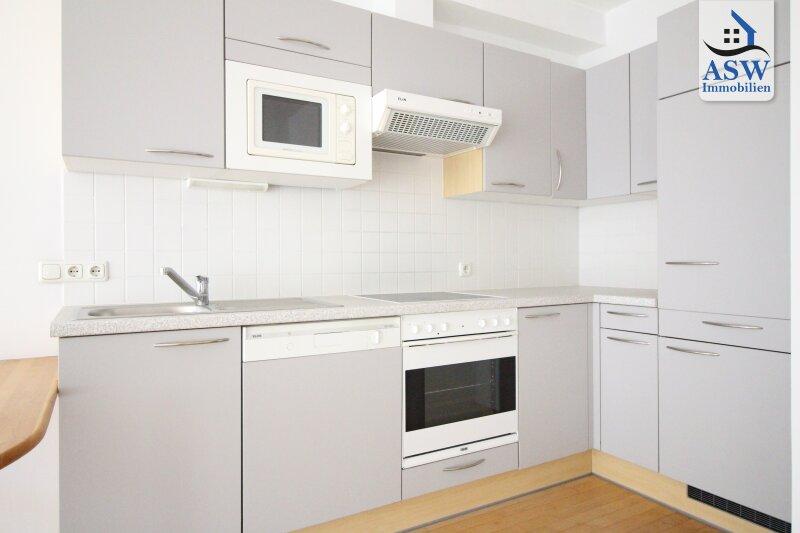 1-Zimmerwohnung in zentraler Lage