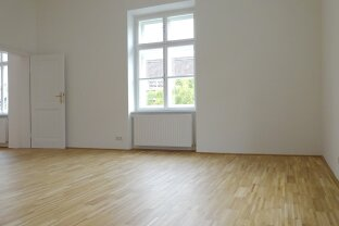 Klassische, großzügig geschnittene 3-Zimmer Altbauwohnung Nähe Palais Rasumofsky!