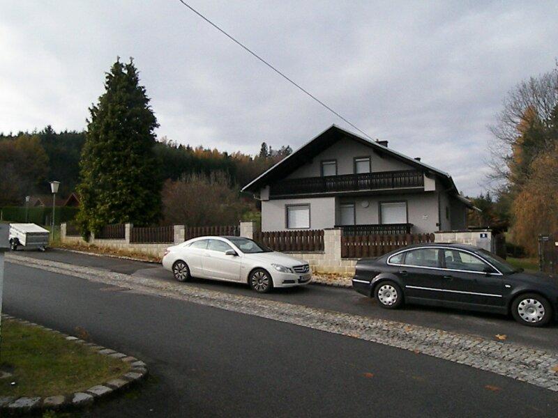 Sehr schönes großes Wohnhaus Nähe Oberpullendorf: Ein- oder 2 Familieneignung!!
