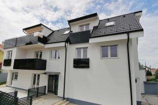 Traumhafte Dachgeschosswohnung mit Küche und exklusiver Ausstattung nahe Kagran - 3 Zimmer