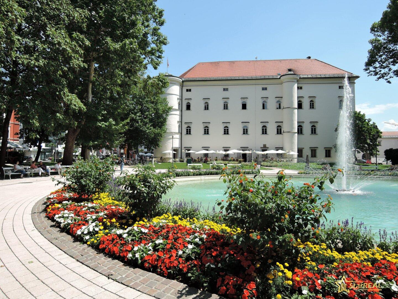 Umgebung Schloss Porcia