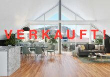 Lichtdurchflutete 4-Zimmer-Wohnung mit Galerie zu kaufen