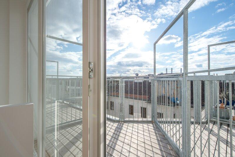 ++NEU++ Hochwertiger 3-Zimmer DG-ERSTBEZUG mit Terrasse, Ausblick! **VIDEOBESICHTIGUNG** /  / 1200Wien / Bild 7