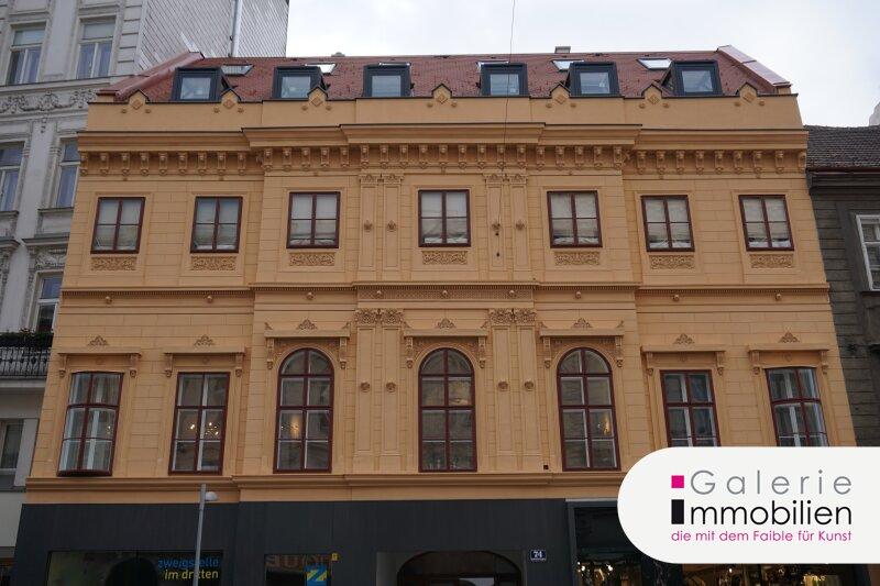 Maisonette mit großen Terrassen beim Rochusmarkt Objekt_26784