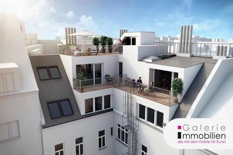 Prachtvolle DG-Maisonette mit Terrasse/Loggia in Niedrigenergiebauweise Objekt_27685