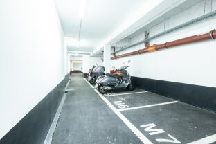 Motorradabstellplatz direkt bei U3 Kendlerstraße  - Kendlerstraße 29, 1140 Wien