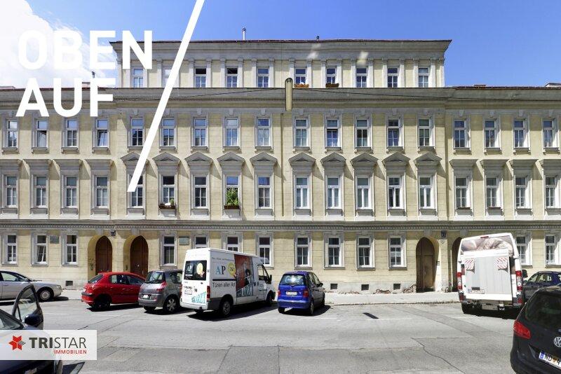 PROVISIONSFREI I Jetzt Vormerken I Eigentumswohnungen mit Terrassen I Greiseneckergasse 17-23 I 1200 Wien