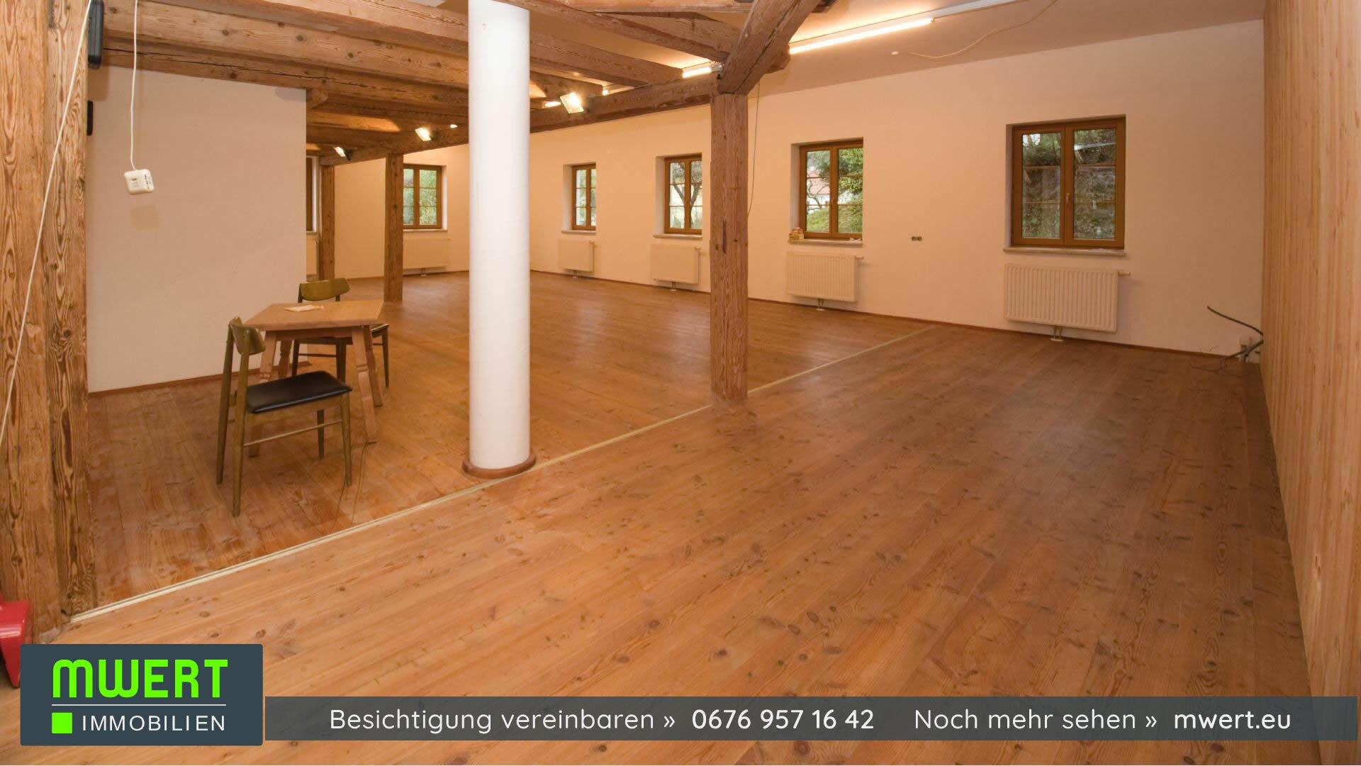 Büro im Waldviertel, Schönbach