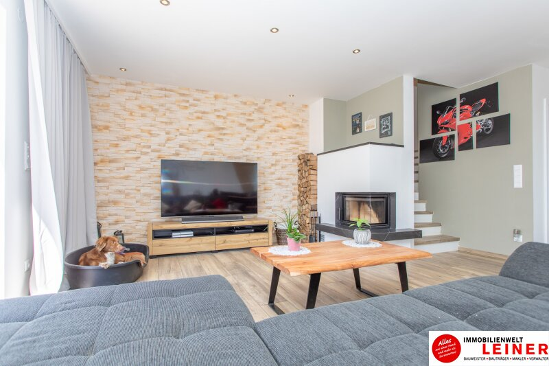 2433 Margarethen am Moos - Wien Nähe! Neues - hochwertig ausgestattetes Einfamilienhaus auf 432m² Eckgrundstück mit Whirlpool und großer Garage! Objekt_10805 Bild_366