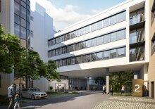 Erstbezug-Bürostandort mit Terrassen und innovativer Haustechnik, Nähe U6