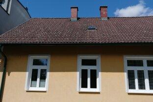 Virtuelle Besichtigung möglich - TollesGrundstück mit kleinem Haus und viel Potenzial!