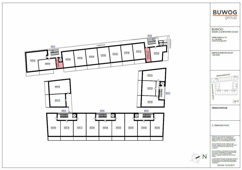 ERSTBEZUG & UNBEFRISTET: Familientraum mit Gemeinschafts-POOLl! Schöne 4-Zimmer-Maisonette mit Innenhof-Terrasse im 2./3. Stock - PROVISIONSFREI! /  / 1230Wien / Bild 4