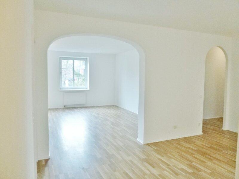 Sonnige, charmante Wohnung in Grünruhelage in Nussdorf mit Garage /  / 1190Wien / Bild 1