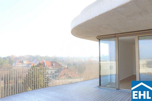 Exklusiver DG-ERSTBEZUG mit großzügiger Terrasse und Weitblick