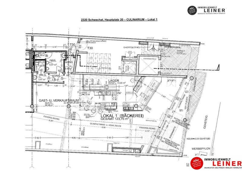 Schwechat - Geschäftslokal direkt am Hauptplatz Objekt_9341 Bild_73