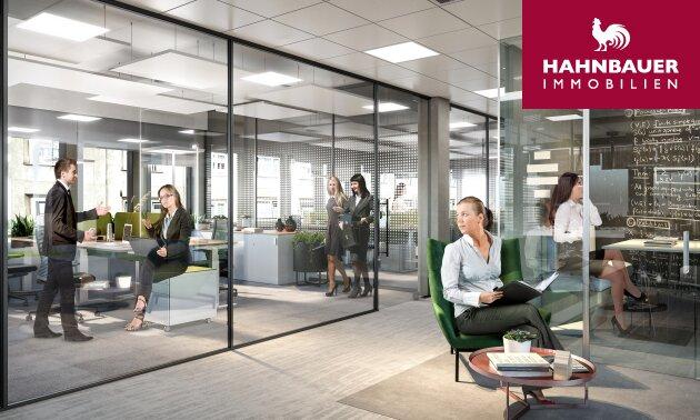 Modern Office 238 m2 to let, underground parking, near to center 1030 Wien