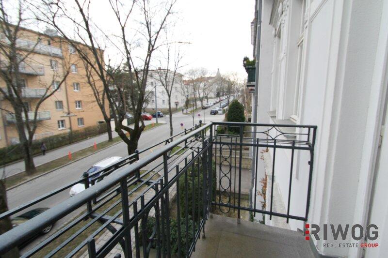Möblierte 3 Zimmer ALTBAUWOHNUNG mit kleinem BALKON, schönes Haus, gute Lage /  / 1180Wien / Bild 16