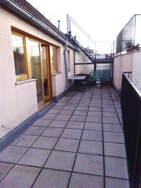 Terrassenhit im Zentrum Wiens: Dachgeschoß-Maisonette (Aufstockung 1997), 125 m2 Wohnfläche + 20 m2 Terrasse, 4 getrennt begehbare Zimmer, Linie 1 + 62 + WLB-Laurenzgasse! /  / 1050Wien / Bild 7