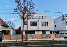 NEUBAUPROJEKT beim Mühlwasser! Moderne und hochwertige Ausstattung! 4 schlüsselfertige Doppelhaushälften zu verkaufen!