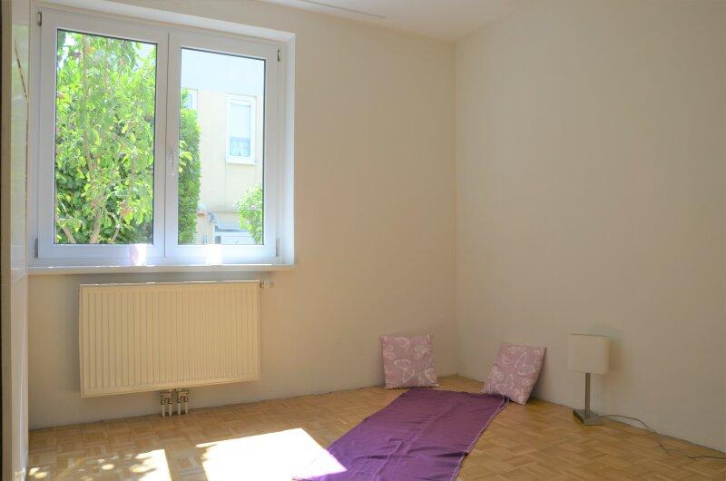SÜDSEITIGE GARTENWOHNUNG IN ABSOLUTER RUHRELAGE. 2-Zimmer-Eigentum am Wilhelminenberg - 1160 Wien