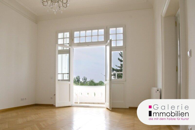 Erstbezug - Altbau mit Balkon - Blick in die Weinberge Objekt_23669