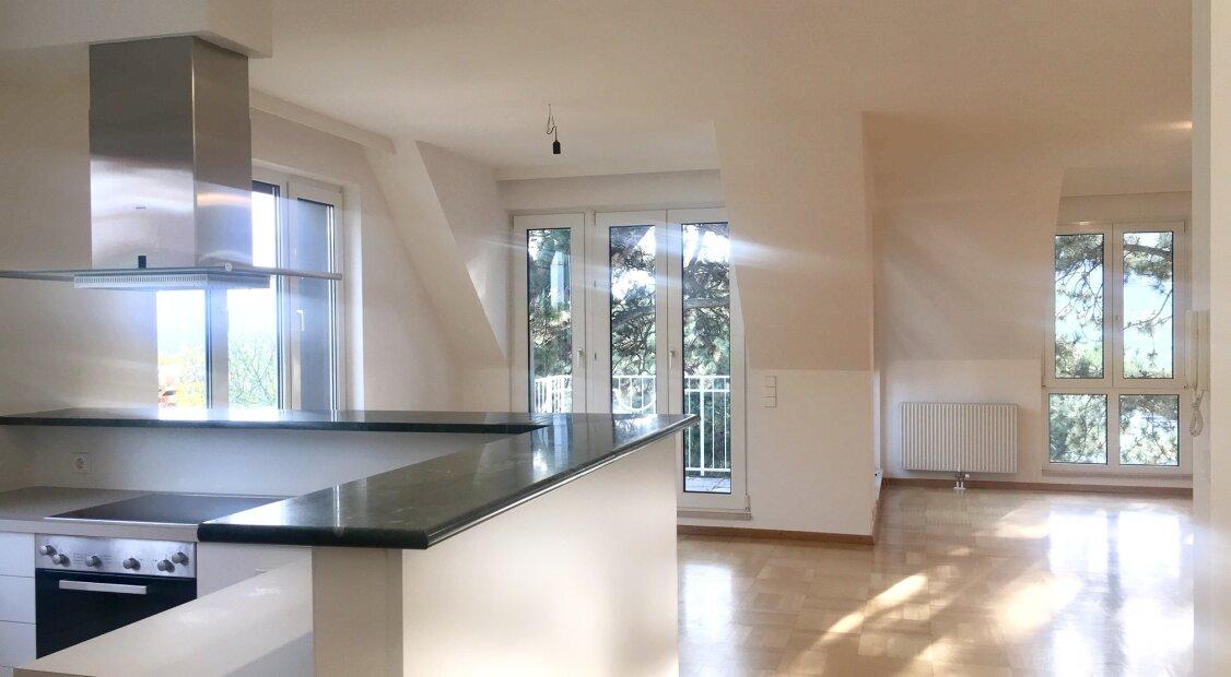 1180! Tolle 5 Zimmer DG-Maisonette mit Terrasse und Balkon sowie traumhaftem Wienblick