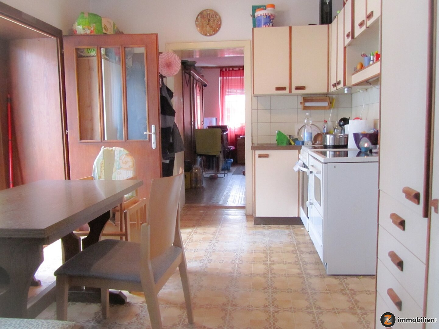 Haus 1 Küche