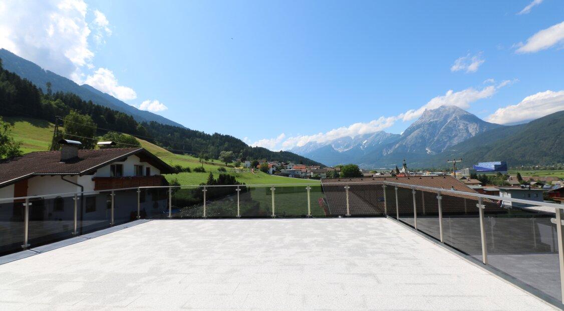 Wunderschöne Penthousewohnung mit 160m² Terrasse