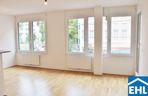 Attraktive 2 Zimmerwohnung mit Loggia in Oberdöbling